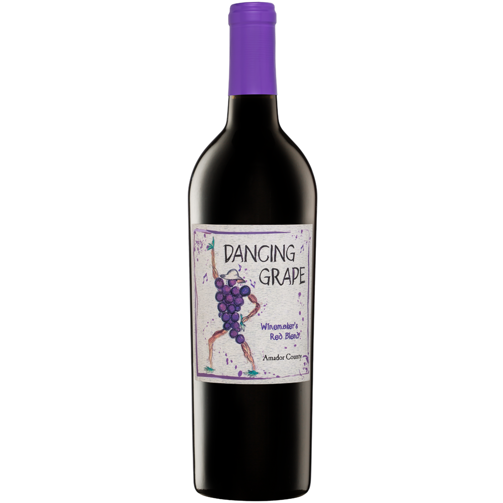 Dancing Grape Red bottle