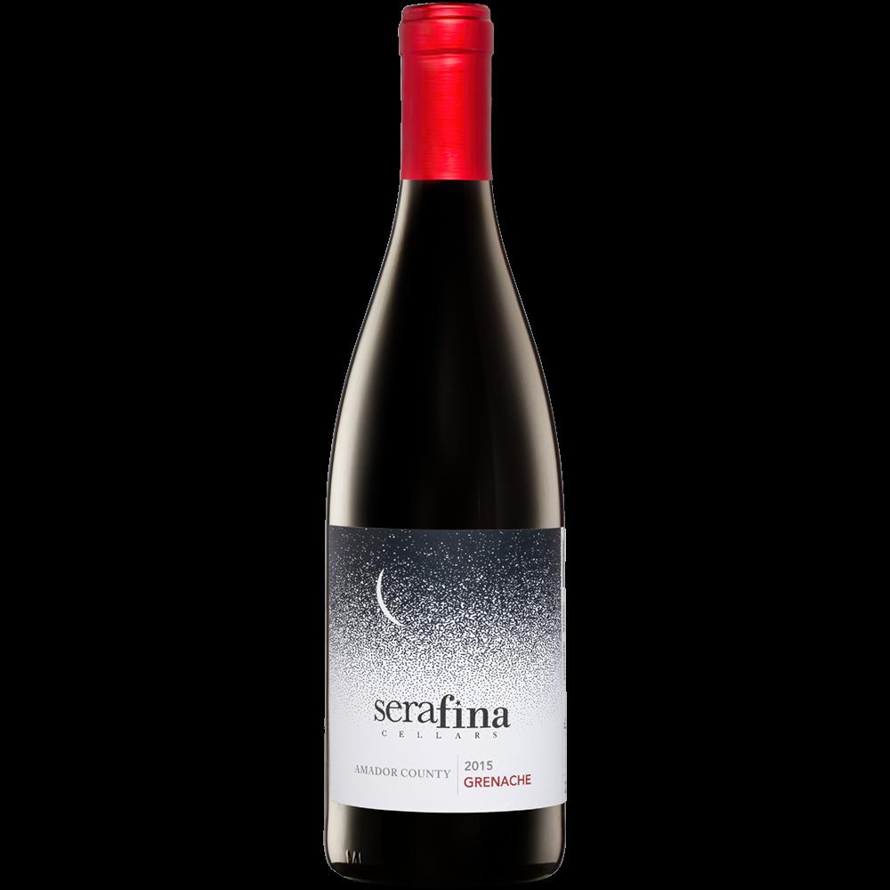 SFC Grenache 2015 bottle