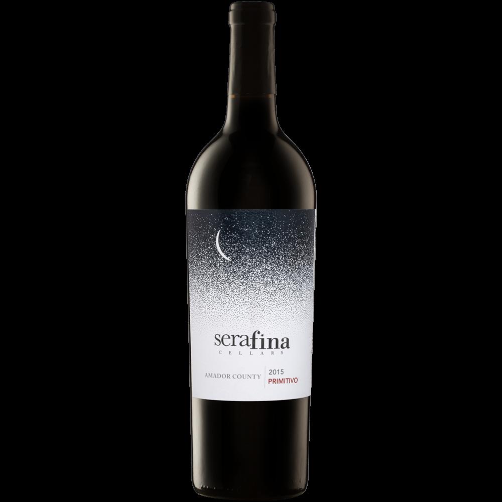 SFC Primitivo 2015 bottle
