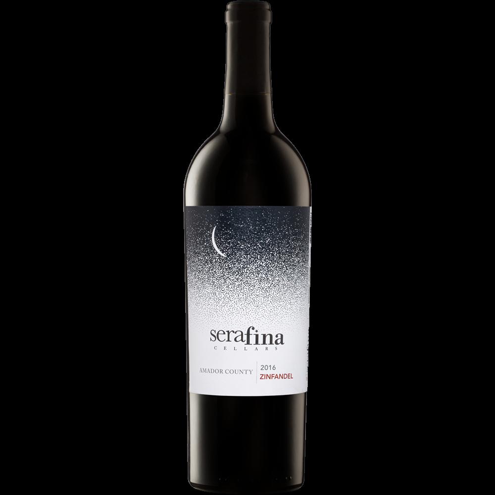 SFC Zinfandel 2016 bottle
