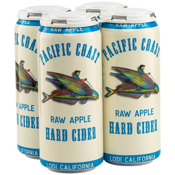 Raw Apple Cider cans